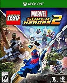 Lego Marvel Superheroes 2   Xbox One by By          Warner Home Video   Games