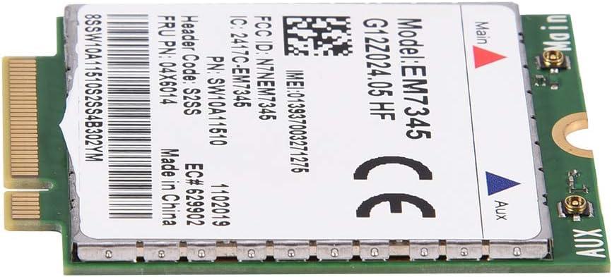 LTE WWAN Card Module,EM7345 4G LTE WWAN Card for Thinkpad X250 X1C W550 T450,X240,T440 T431s 4G Network Card T440s,T450,X240 X240S X250 X250S T440p