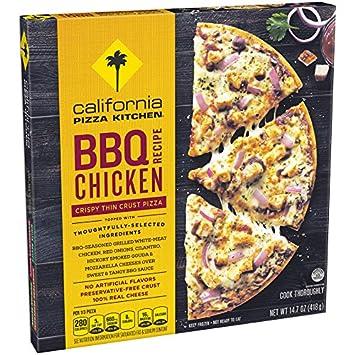 California Pizza Kitchen, Crispy Thin Crust BBQ Recipe Chicken ...