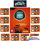 #6: 2018 Panini Road to FIFA World Cup Russia SPECIAL COLLECTORS PACKAGE with 80 Stickers, 64 Page Collectors Album & Bonus LIONEL MESSI Pack! Collect Stickers of the World's Biggest Soccer Stars! WOWZZER