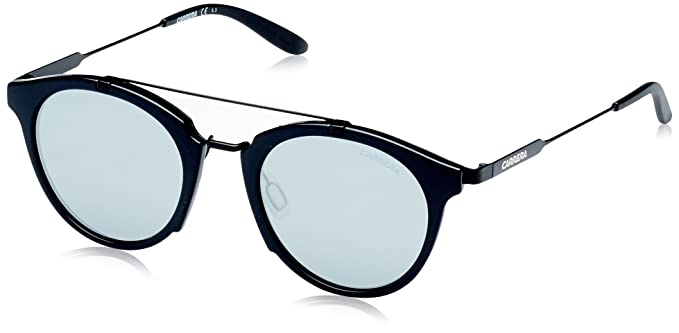 5af8499446 Carrera Mirrored Oval Unisex Sunglasses - (CARRERA 126 S 6UB 49T4