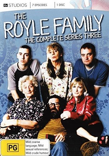 The Royle Family Series 3 | NON-USA Format | PAL | Region 4 Import - Australia