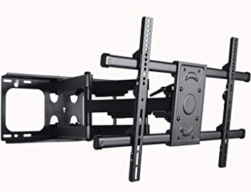 sony tv wall mount. videosecu articulating arm lcd/led tv wall mount fits most sony bravia 32-55 tv 7