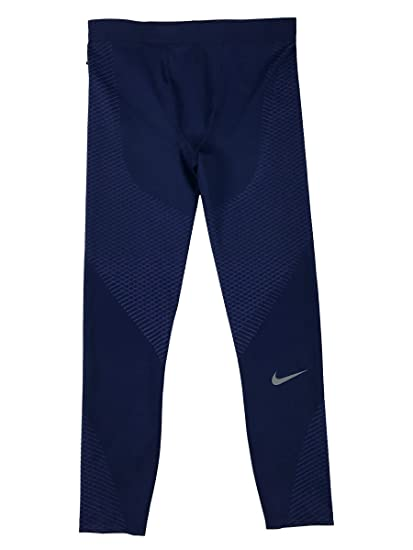 fe0e43d79a Amazon.com: Nike Zonal Strength Men's Running Tights 833180: Sports ...