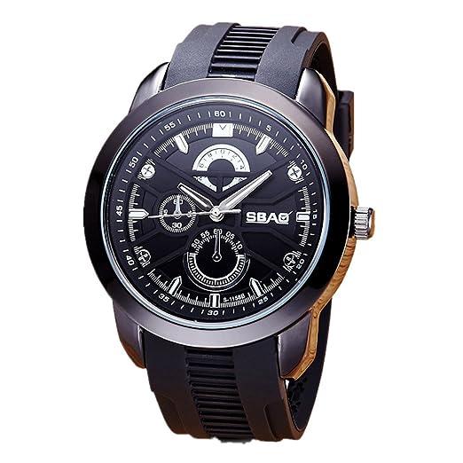 SKY NUEVO Reloj Reloj Masculino Famoso de lujo de la marca de fábrica 2017 de los