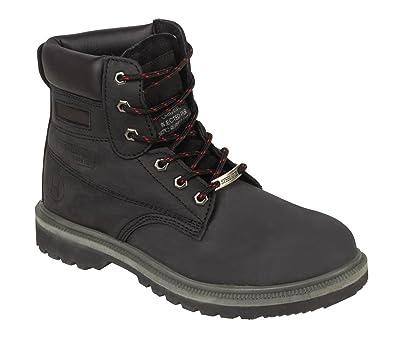 Paroh Beaver 905 S3 Full Pu Rubber Boot, Herren Herren Arbeits- und  Sicherheitsschuhe , Schwarz - schwarz - Größe: 40 (7 UK): Amazon.de: Schuhe  & ...