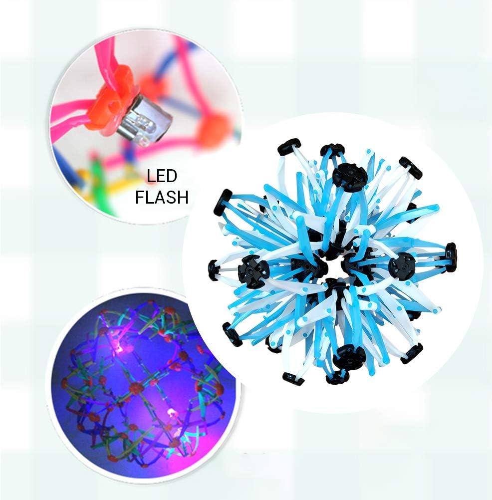 Expandaball Mini Anillos Esfera Multicolores Bola de Bola de ...