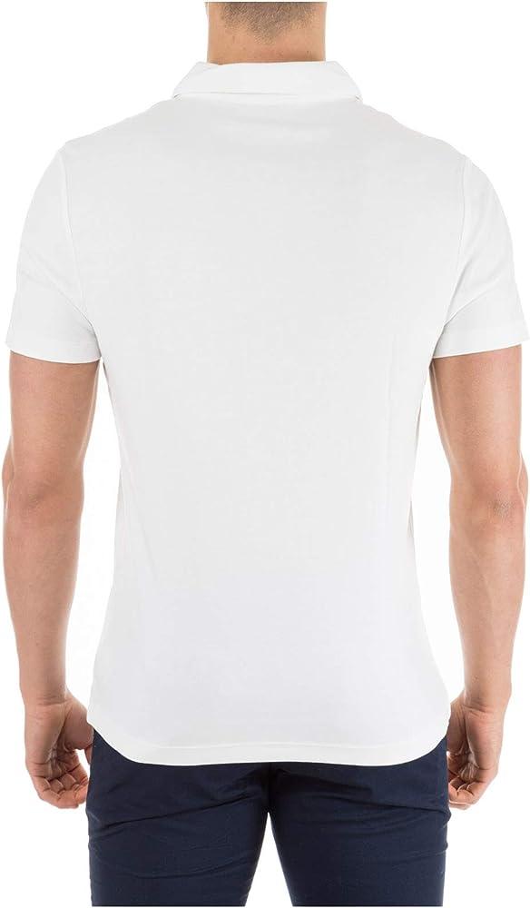 Michael Kors Hombre Polo White XL: Amazon.es: Ropa y accesorios