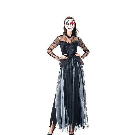 GAOJUAN Disfraz De Halloween Disfraz Adulto Traje De Vampiro ...