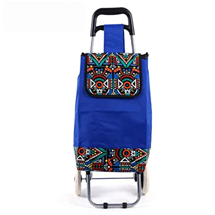 b1ce16cb15fc Amazon.com: MZTYX Us Outdoor Collapsible Trolley, Large-Capacity ...