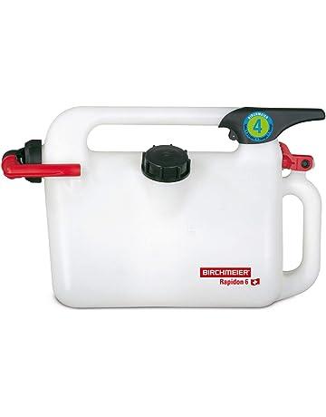 Birchmeier 11851301 - Bidón de gasolina graduada (6 litros)
