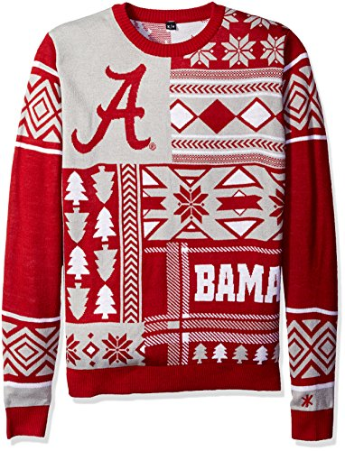 Amazon.com : NCAA Patches Ugly Sweater - Pick Team : Sports & Outdoors