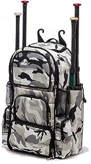 Gray Camouflage Adult Large Chita II (L) Softball Baseball Bat Equipment  Backpack bf9b6d6c0e09f