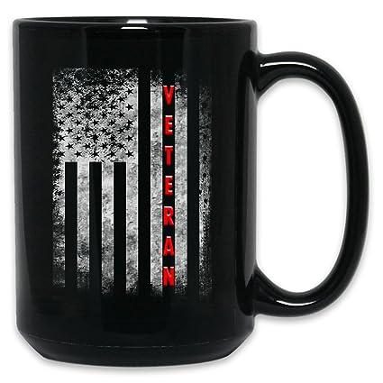 Veteran USA Flag Veterans Day Christmas Or Birthday Gift