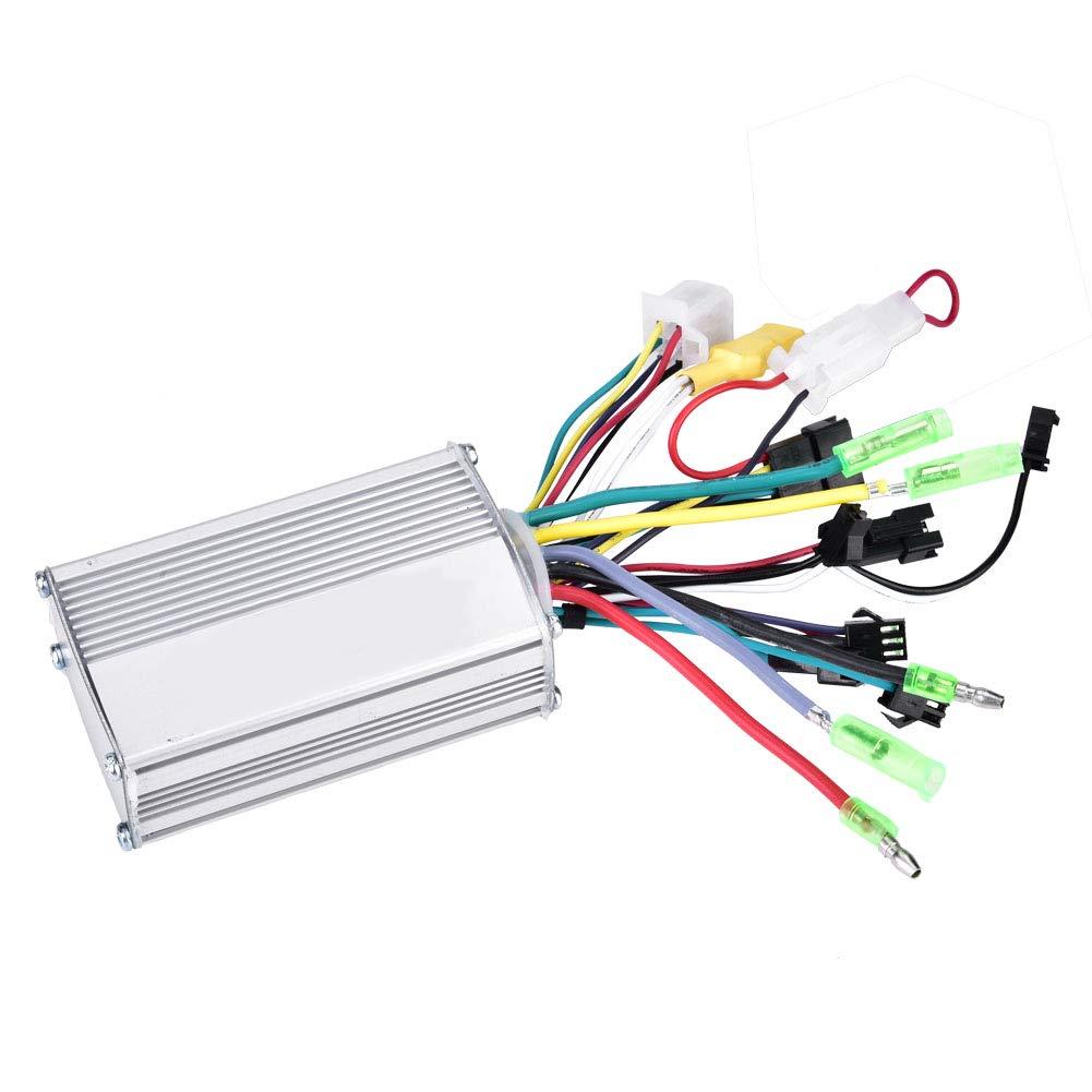 48V 350W Controller Motore brushless per Bicicletta elettrica con Display LCD retromarcia Keenso Controller Motore brushless 36V