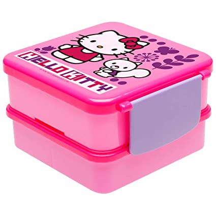 85535fabe08f Image Unavailable. Image not available for. Color  Zak Hello Kitty Lunch Box  ...