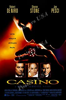 Casino film poster paris vegas casino
