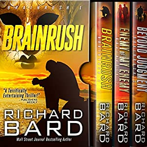 The Brainrush Trilogy: Box Set Audiobook