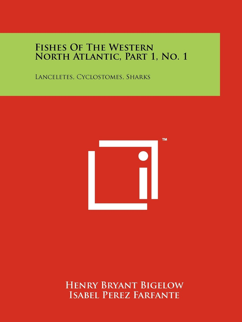 Download Fishes Of The Western North Atlantic, Part 1, No. 1: Lanceletes, Cyclostomes, Sharks pdf epub