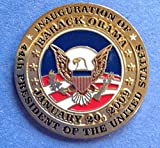 Barack Obama 44th Presidential Inauguration Pin 2009