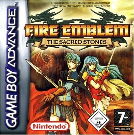 Fire Emblem ~ The Sacred Stone ~: Amazon.es: Videojuegos