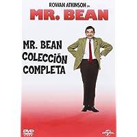 Pack Mr. Bean - Temporadas 1-4 [DVD]