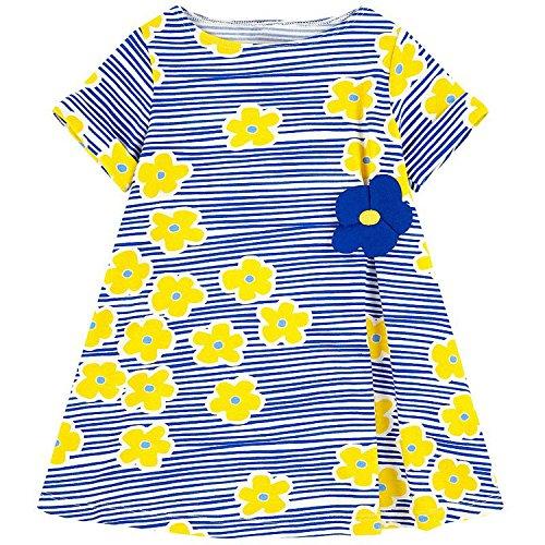 Perfectme Children Clothing Baby Girls Dress 2018 Brand