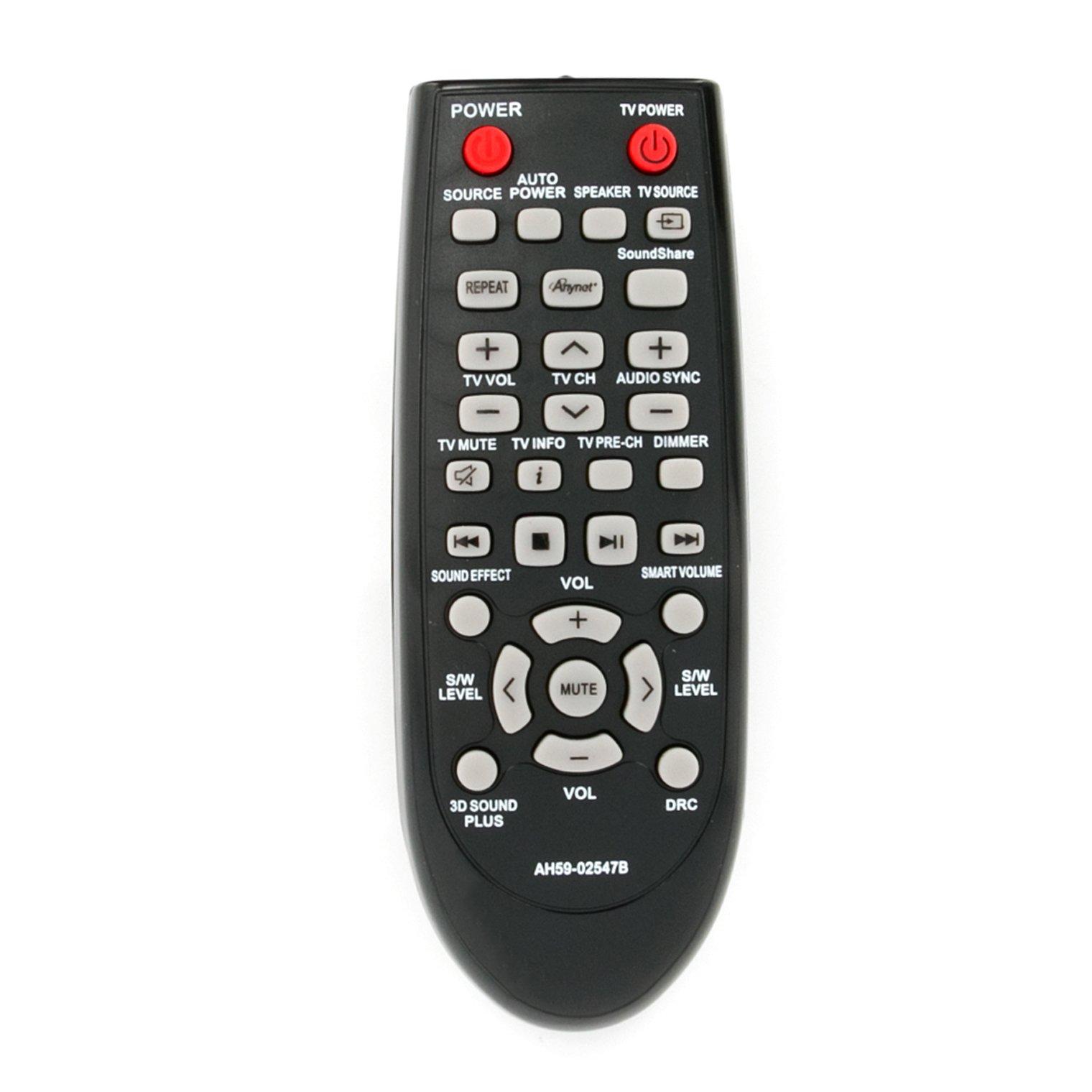 Control Remoto AH59 02547B Soundbar Samsung Sound Bar AH6...