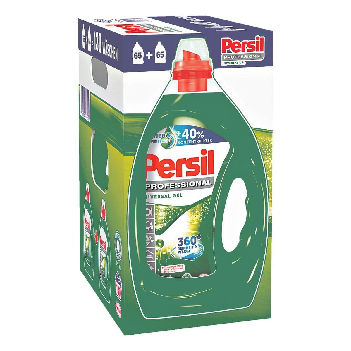 Persil Professional Universal Gel 2 x 65 WL, 6.5 LTR by Persil