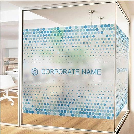 BLTMIT - Adhesivo para Puerta corredera, diseño con Texto en inglés Origin Combination, Color Mate: Amazon.es: Hogar
