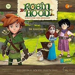 Die Schatzkiste (Robin Hood - Schlitzohr von Sherwood 1)