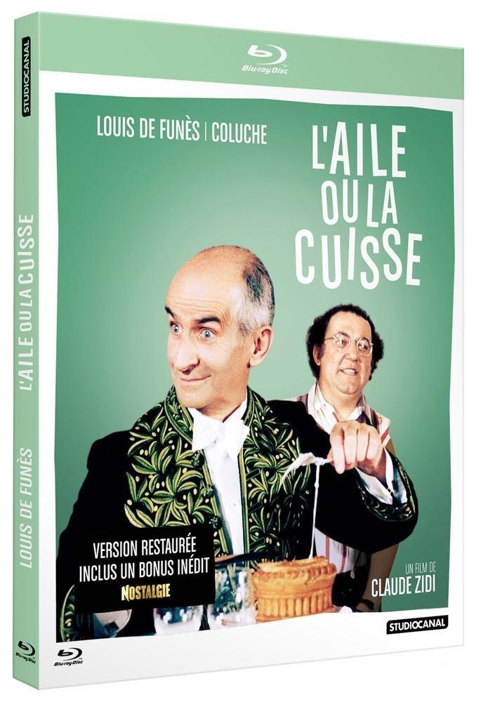 LA FUNES TÉLÉCHARGER DE LOUIS LAILE CUISSE OU