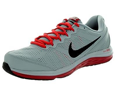 Nike Men's Dual Fusion Run 3 Lt Mgnt Gry/Blk/Mtllc Slvr/Gm