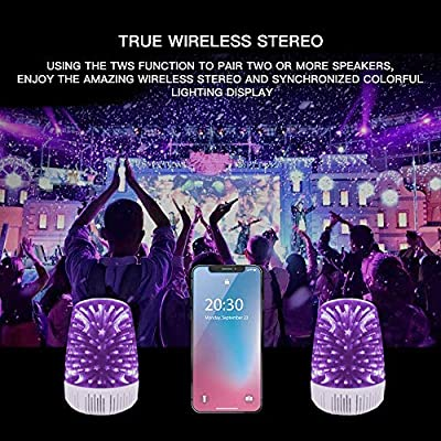 Luces Nocturnas Altavoz Bluetooth, Mini Proyector de Estrellas ...