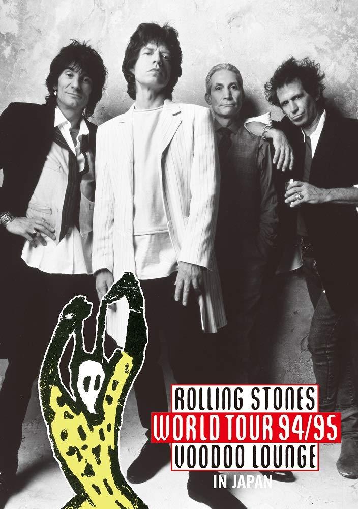 ローリング・ストーンズ / ヴードゥー・ラウンジ・イン・ジャパン 1995