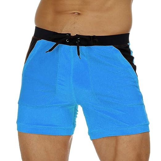 SAILORMJY Culotte Ciclismo Hombre,Pantalon Corto Hombre Deporte ...