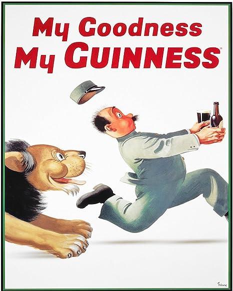 US SELLER My goodness My Guinness tin metal sign cheap artwork prints