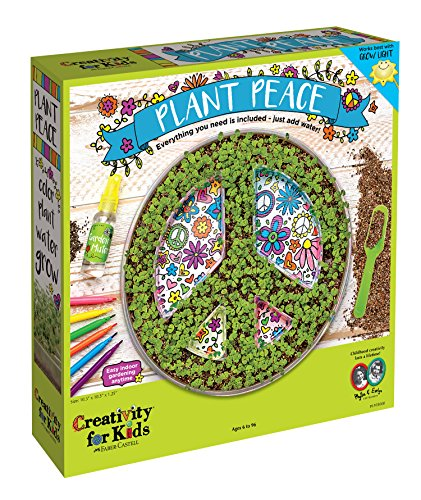 Creativity for Kids Plant Peace