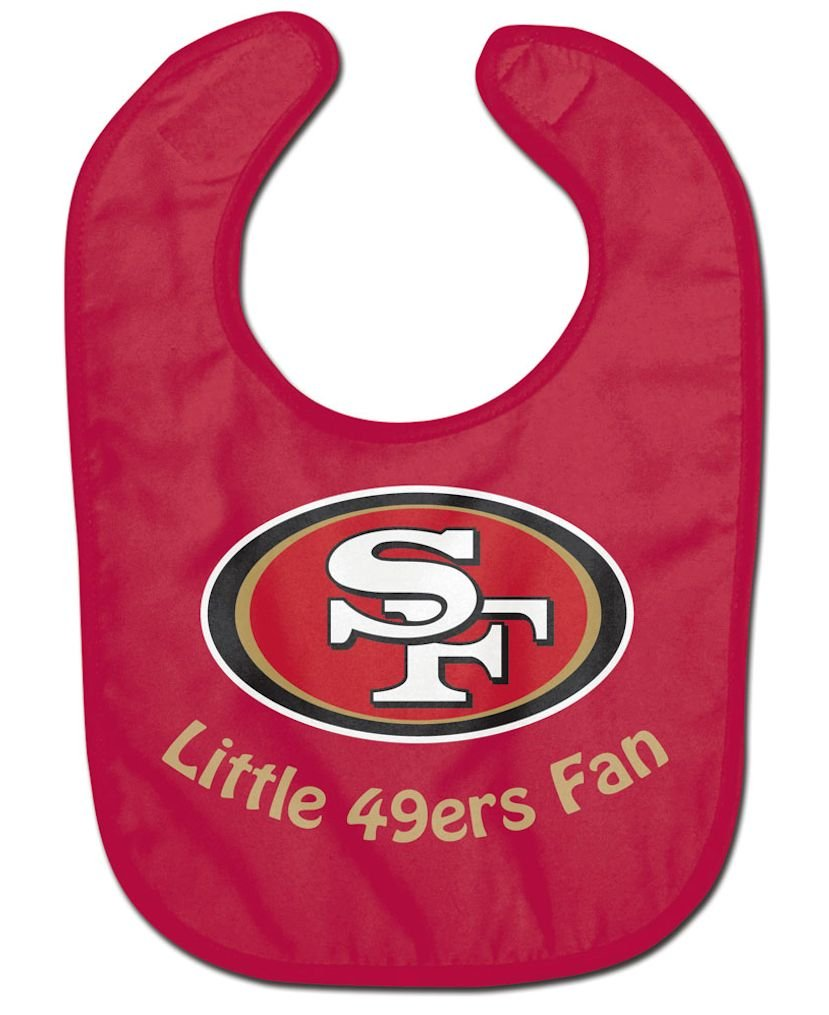 Wincraft NFL San Diego Chargers WCRA2049314 All Pro Baby Bib
