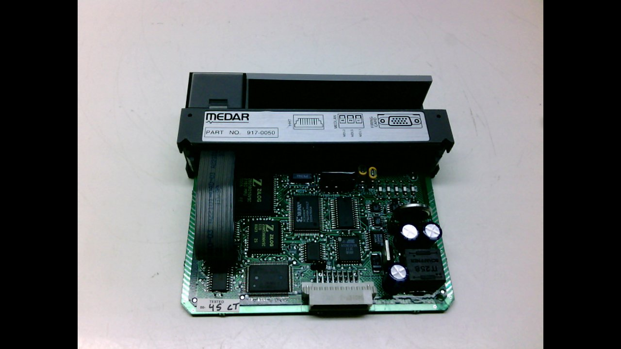 MEDAR ALLEN BRADLEY 917 0050 Firing Card Module Amazon Industrial Scientific