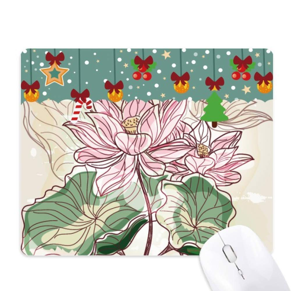 Amazoncom Lotus Flower Lotus Root Watercolor Plant Mouse Pad Game