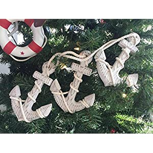 61WHfOAD6lL._SS300_ 75+ Anchor Christmas Ornaments 2020