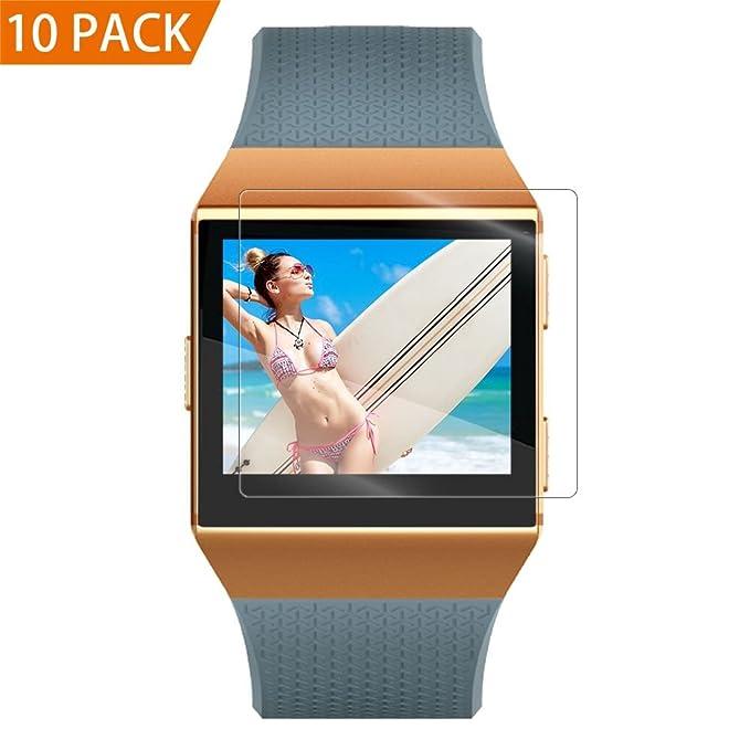 Para Fitbit Ionic - Protector de pantalla, epuly para Fitbit ...