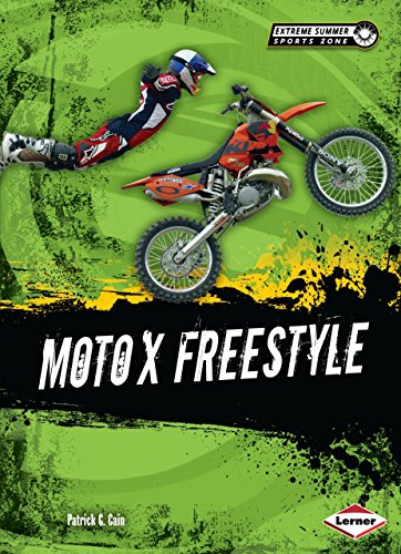 Moto X Freestyle (Extreme Summer Sports Zone) por Patrick G. Cain
