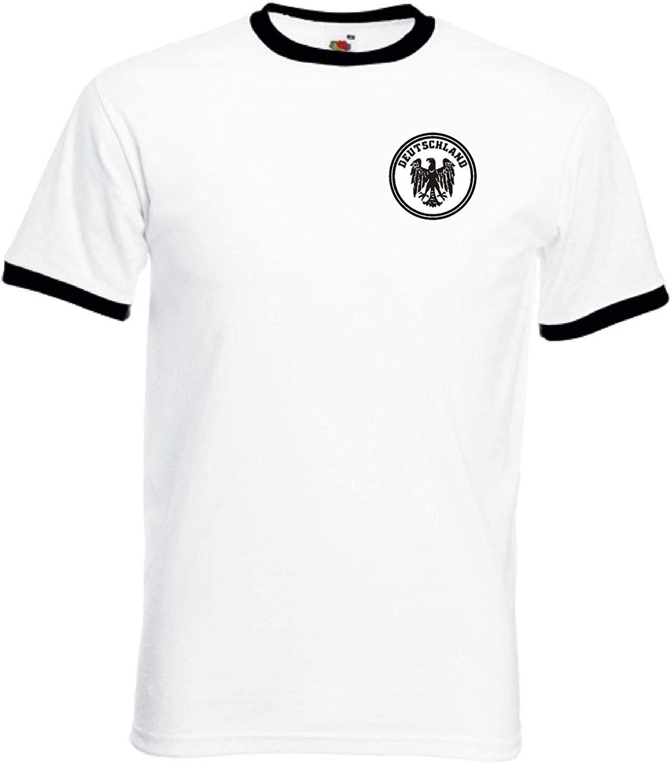 Deutschland Eagle Long Sleeve T-Shirt Germany Soccer Football World Cup 2015