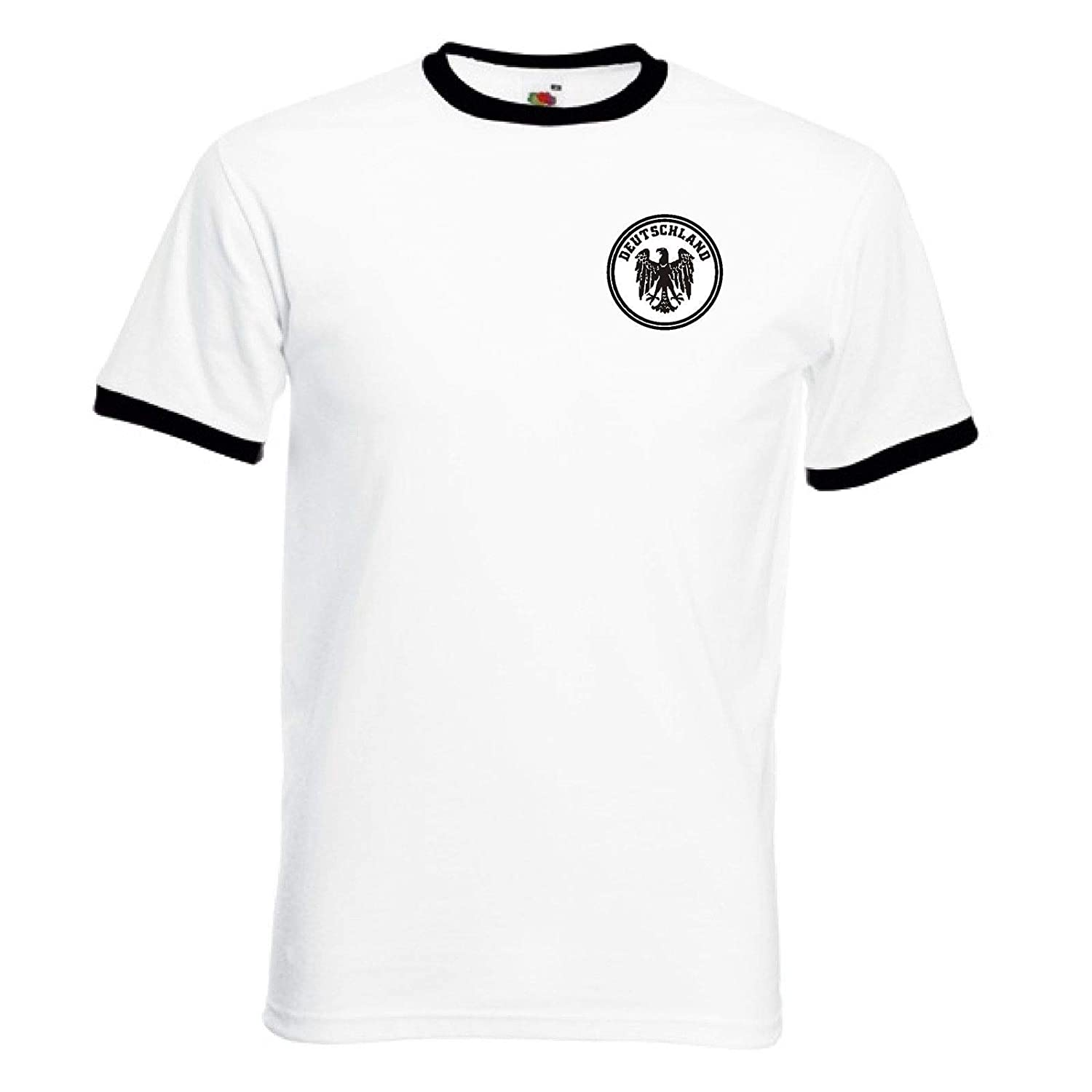 Invicta Screen Printers Germany Deutschland Deutsch Camiseta Retro ...