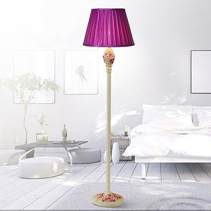 Lámpara de pie MMM Creativa Dormitorio Sala de Estar Luz ...