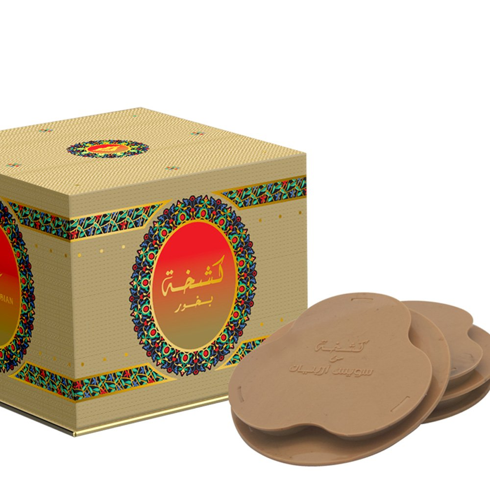 Swiss Arabian Bakhoor Kashkha Tablets Sa, 18 Tablets by SWISSARABIAN