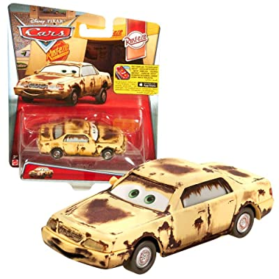 Disney/Pixar Cars, Rust-Eze Racing Die-Cast Vehicle, Donna Pits #7/8, 1:55 Scale: Toys & Games