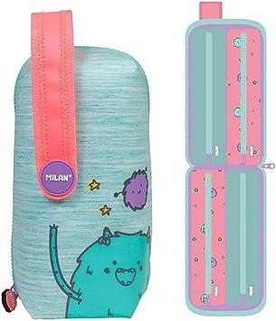 Kit 4 Estuches Con Contenido Mimo Rosa Milan 08872mip: Amazon.es: Juguetes y juegos
